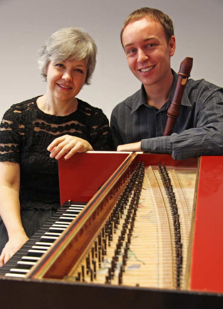 Jovanka Marville et Jan Van Hoecke