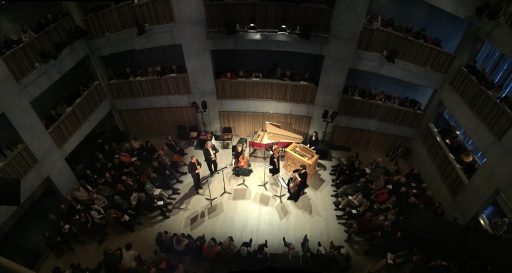 Concert petite formation Bruges