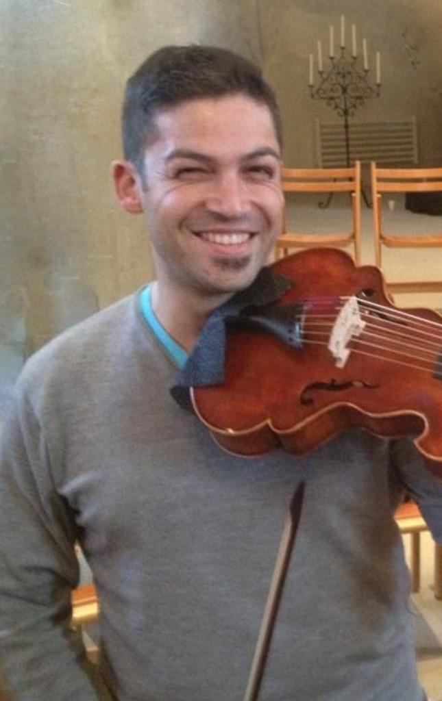 Les musiciens d'Albori Musicali